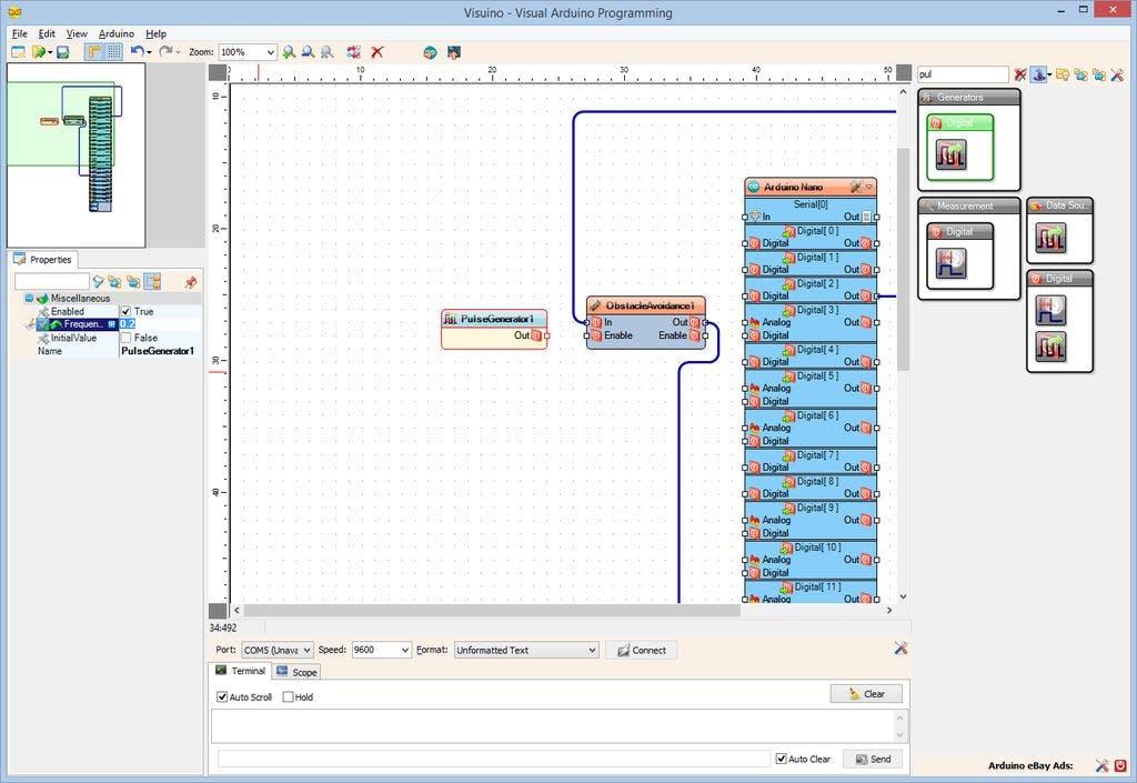 ir sensor for obstacle detection pdf