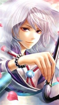 Anime art illustration brush iphone 6 wallpaper ilikewallpaper com 200