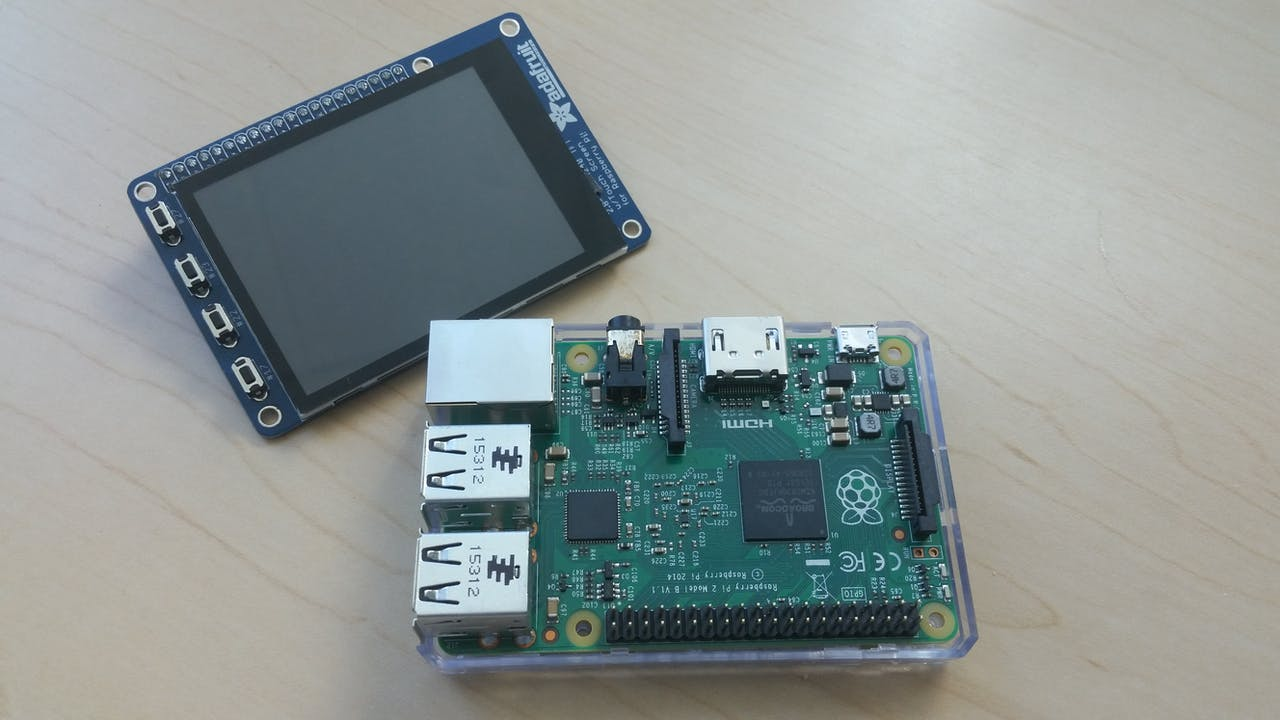 Windows 10 IoT Core for Adafruit SPI Touchscreen - Hackster io