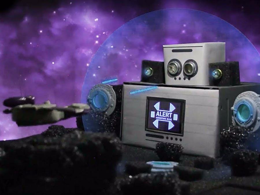 4Duino Ultrasonic Sensor
