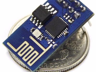 ESP8266 ESP-01 WEBSERVER