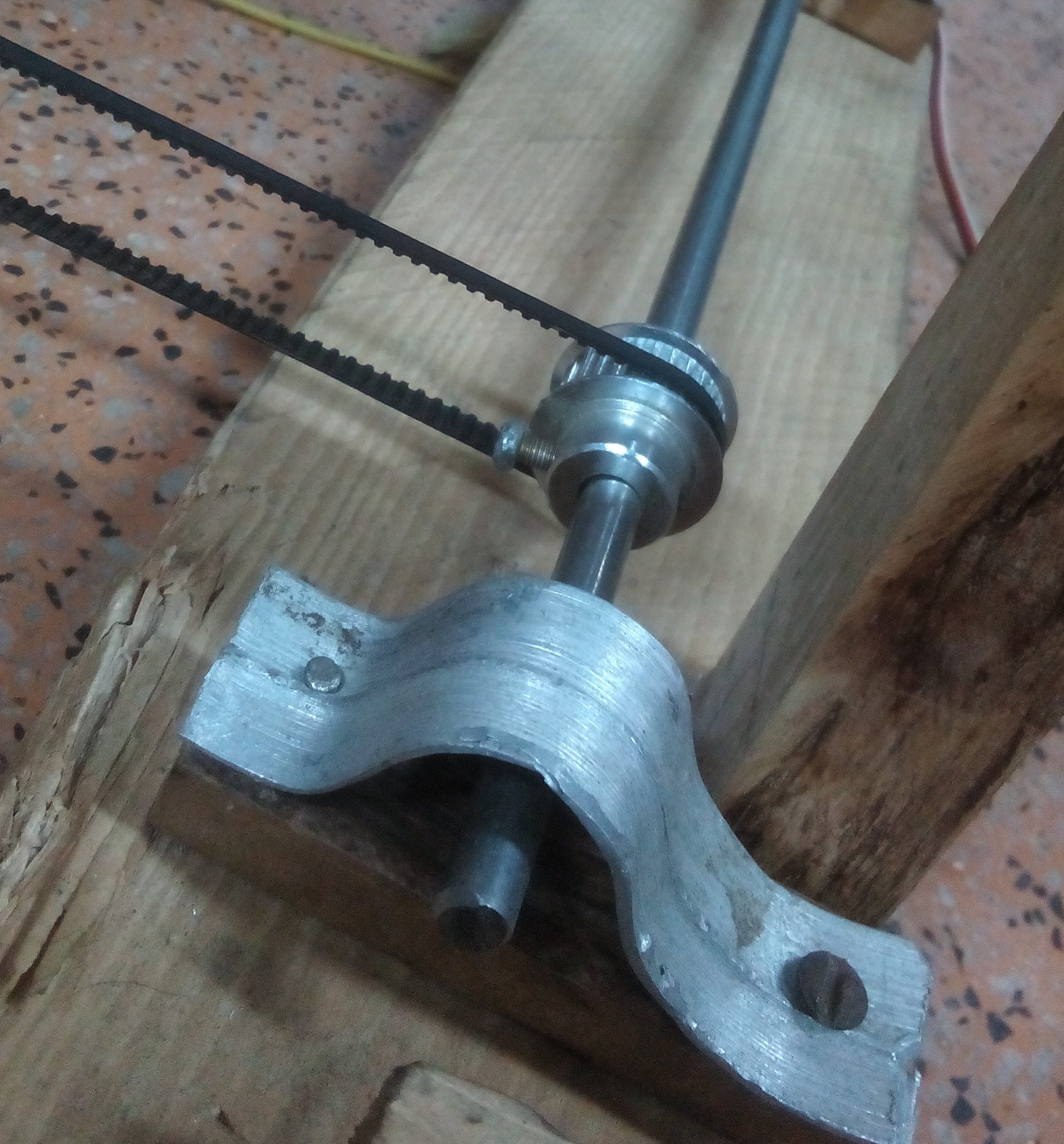 Clamp for the Chessboard !