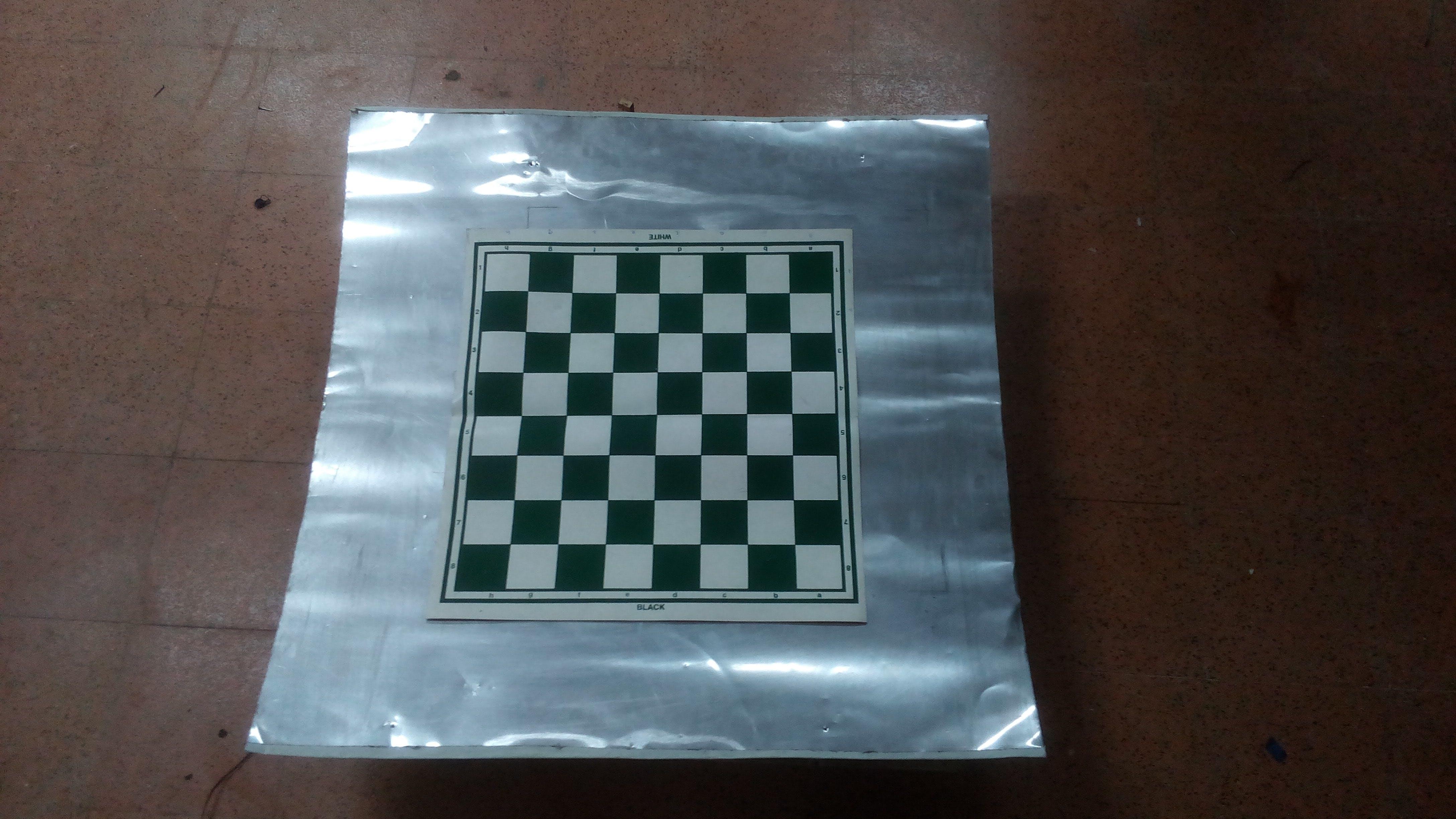 Aluminium Sheet and the chess sheet