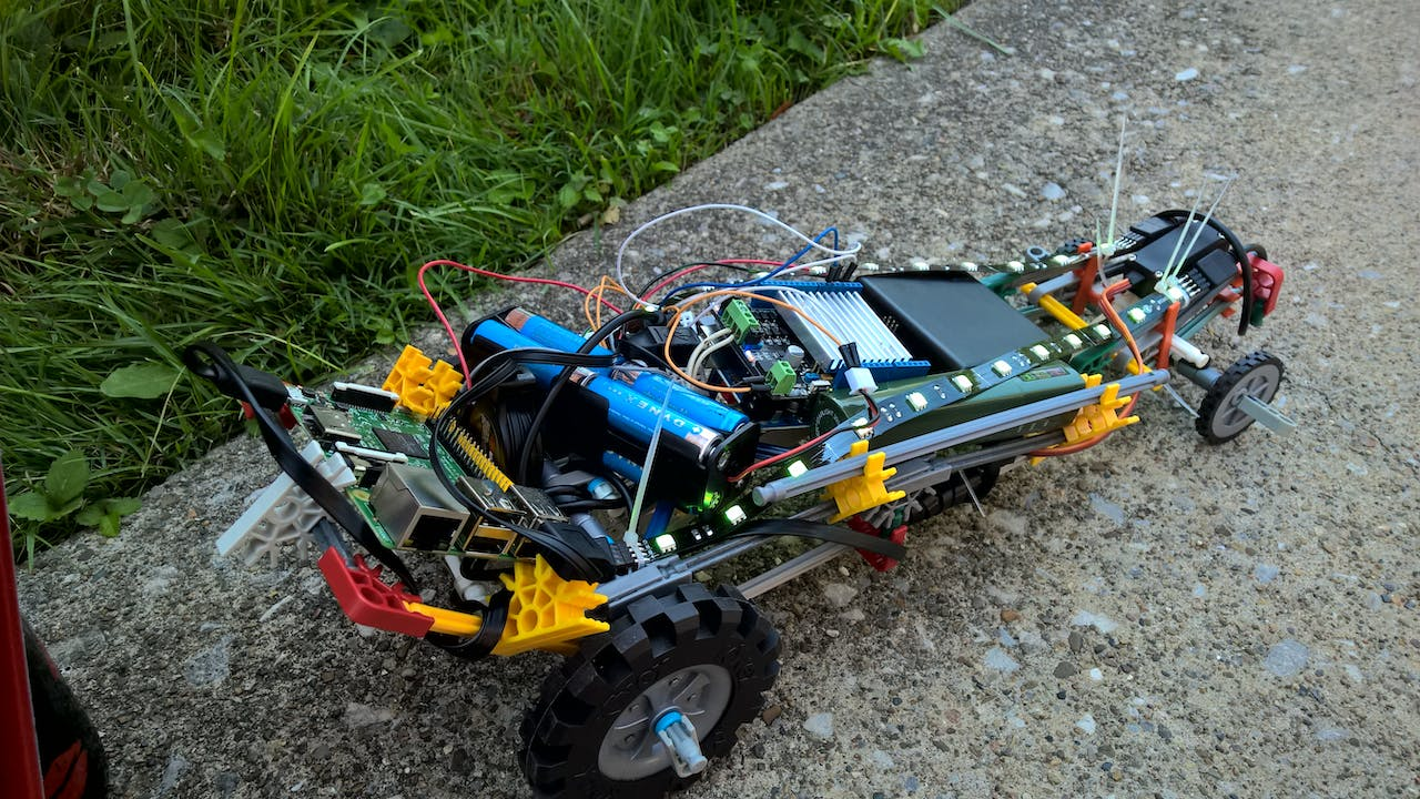 Voice controlled knex car hackster malvernweather Images