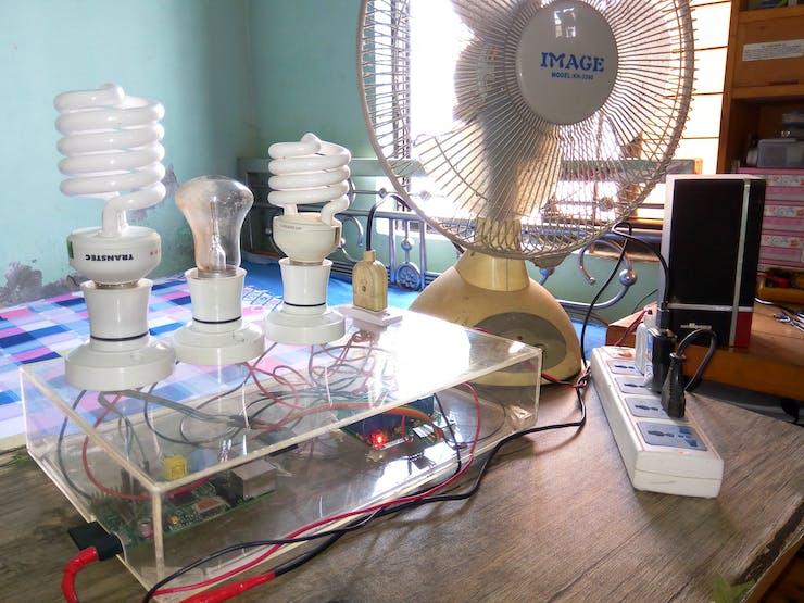 complete demo setup