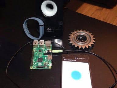 Gym Bud with Fitbit + Alexa and RPi Development Platform