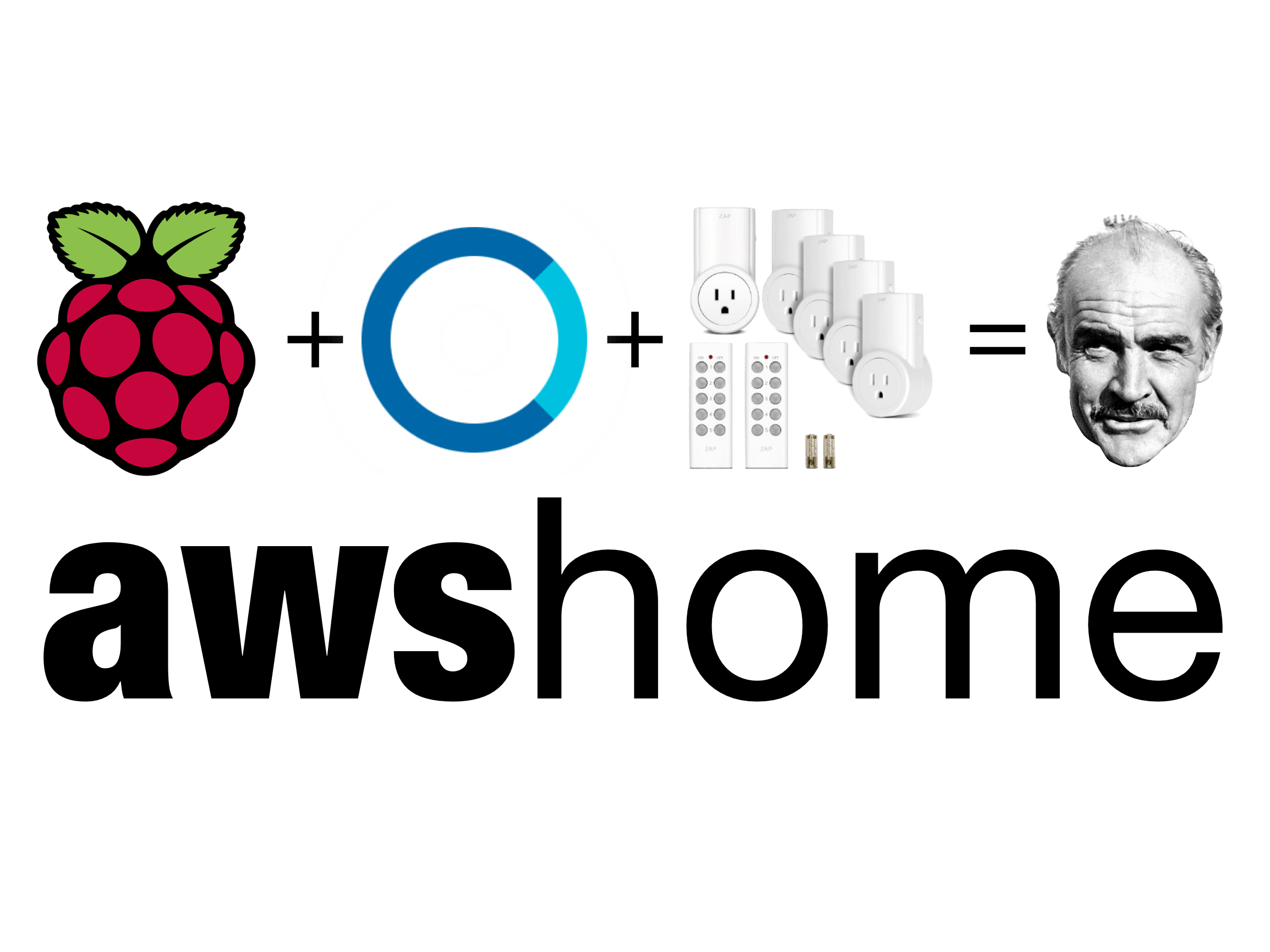 AWShome - Home automation using RPi + Alexa + IoT