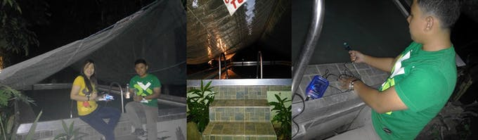 Photos from a Rest House Swimming pool.