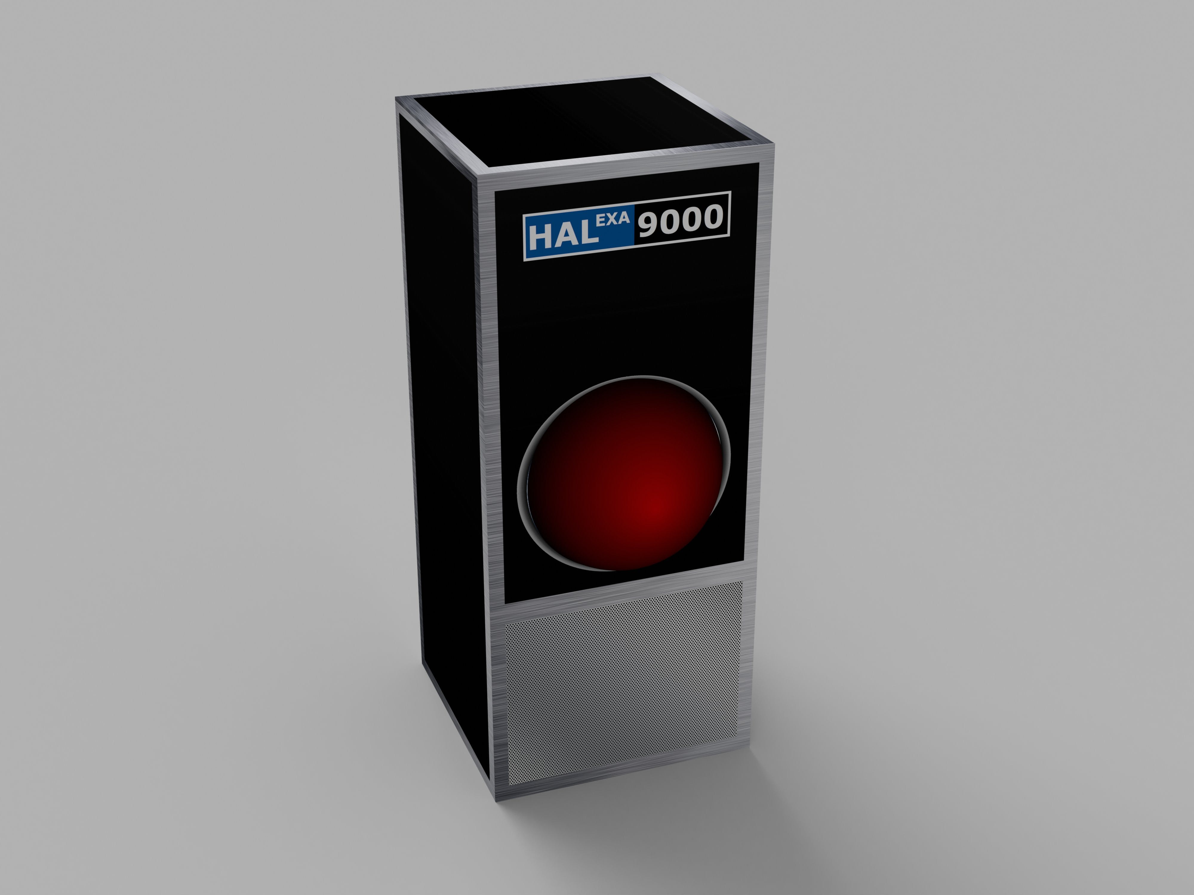 HALexa 9000