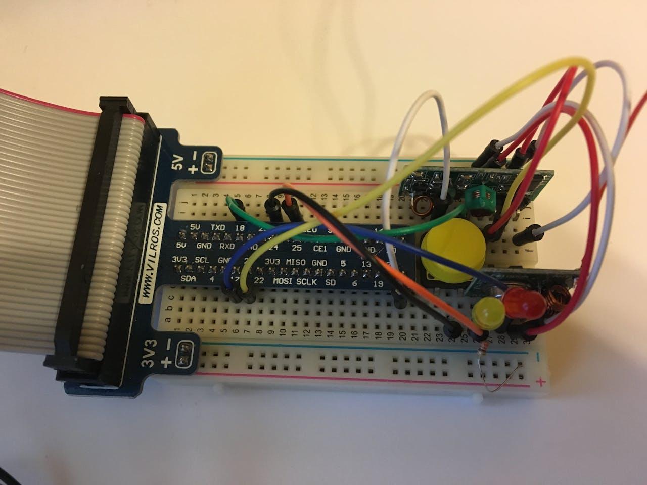 Awshome Home Automation Using Rpi Alexa Iot Wiringpi For Beaglebone