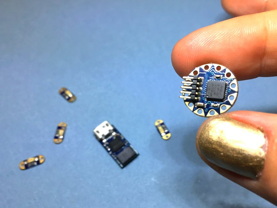 Wearable Tech with TinyLily: Arduino Basics