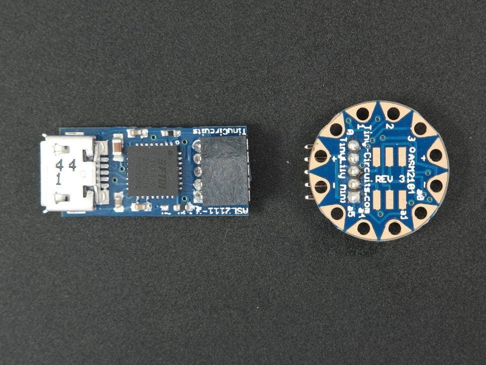 TinyLily Mini USB Adapter