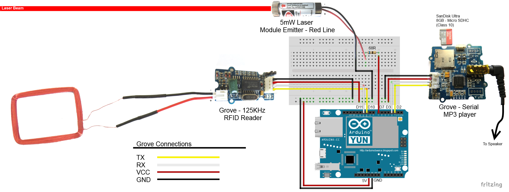 Arduino Based Security Project Using Cayenne Pin Pir Sensor Circuit On Pinterest Yun Mp3 Rfid Laser With20parts7