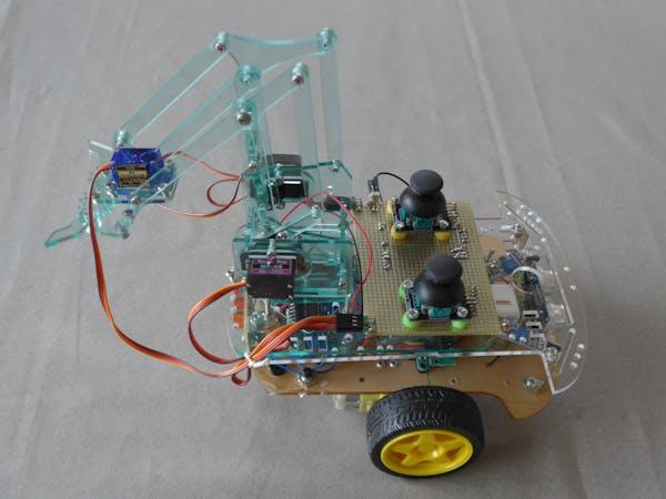 Max arduino project hub