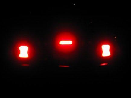 A brake light for my bike