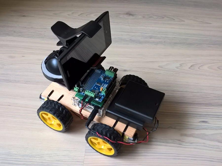 Arduino Spybot