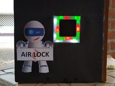 AirLock with Artik Cloud