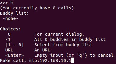 Setting a VoIP SIP user agent with Embedded Linux - Hackster io