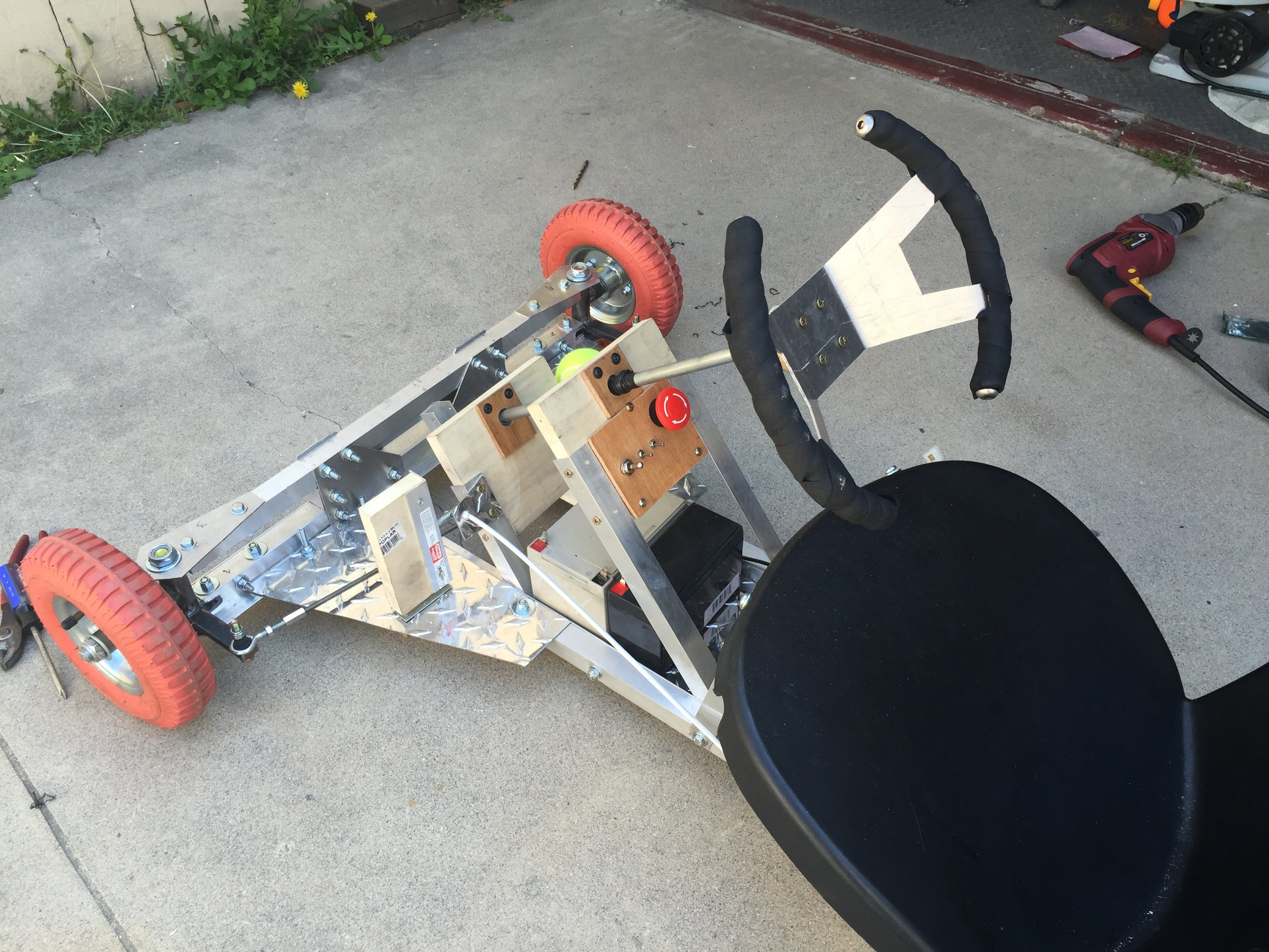 Kid's Electric Trike