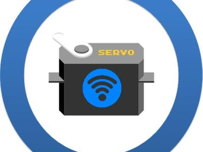 Wi-Servo: Wi-Fi Browser Controlled Servomotors
