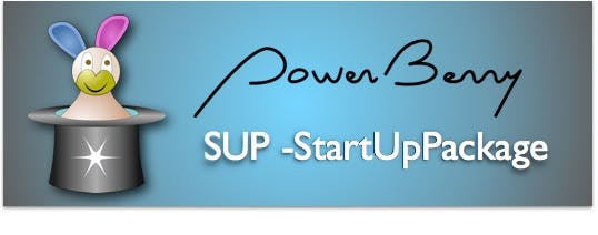 PowerBerry SUP - StartUpPackage