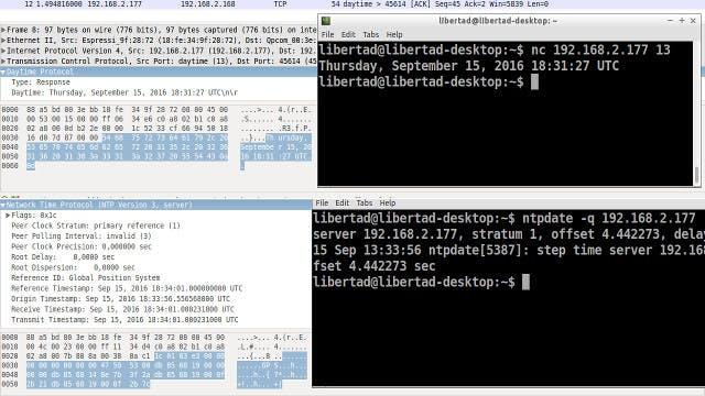 ESP8266 based wireless NTP server - Hackster io