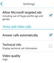 Auto Answer Skype Calls(Internet Image)