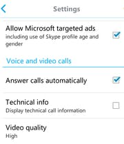 Auto Answer Skype Calls(Internet Image)
