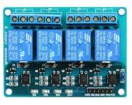 4-Channel Relay Module