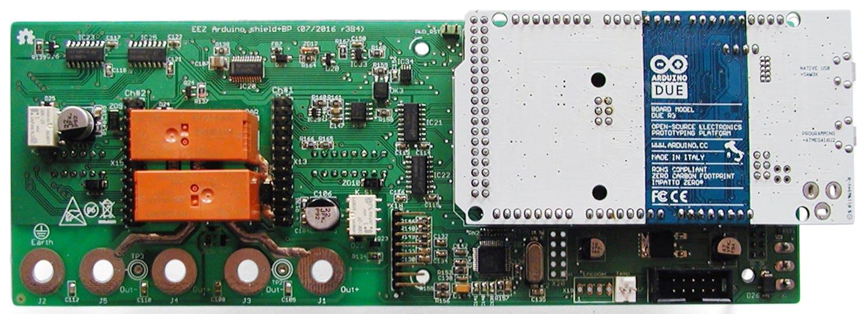 Arduino shield (r3B4)