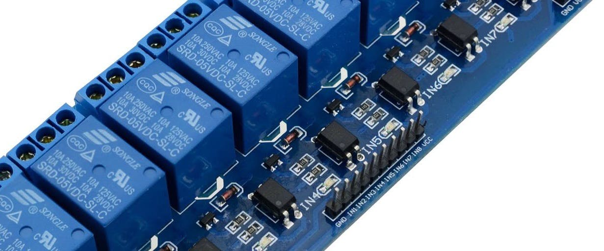Relè board that you can connect to GPIO Pin