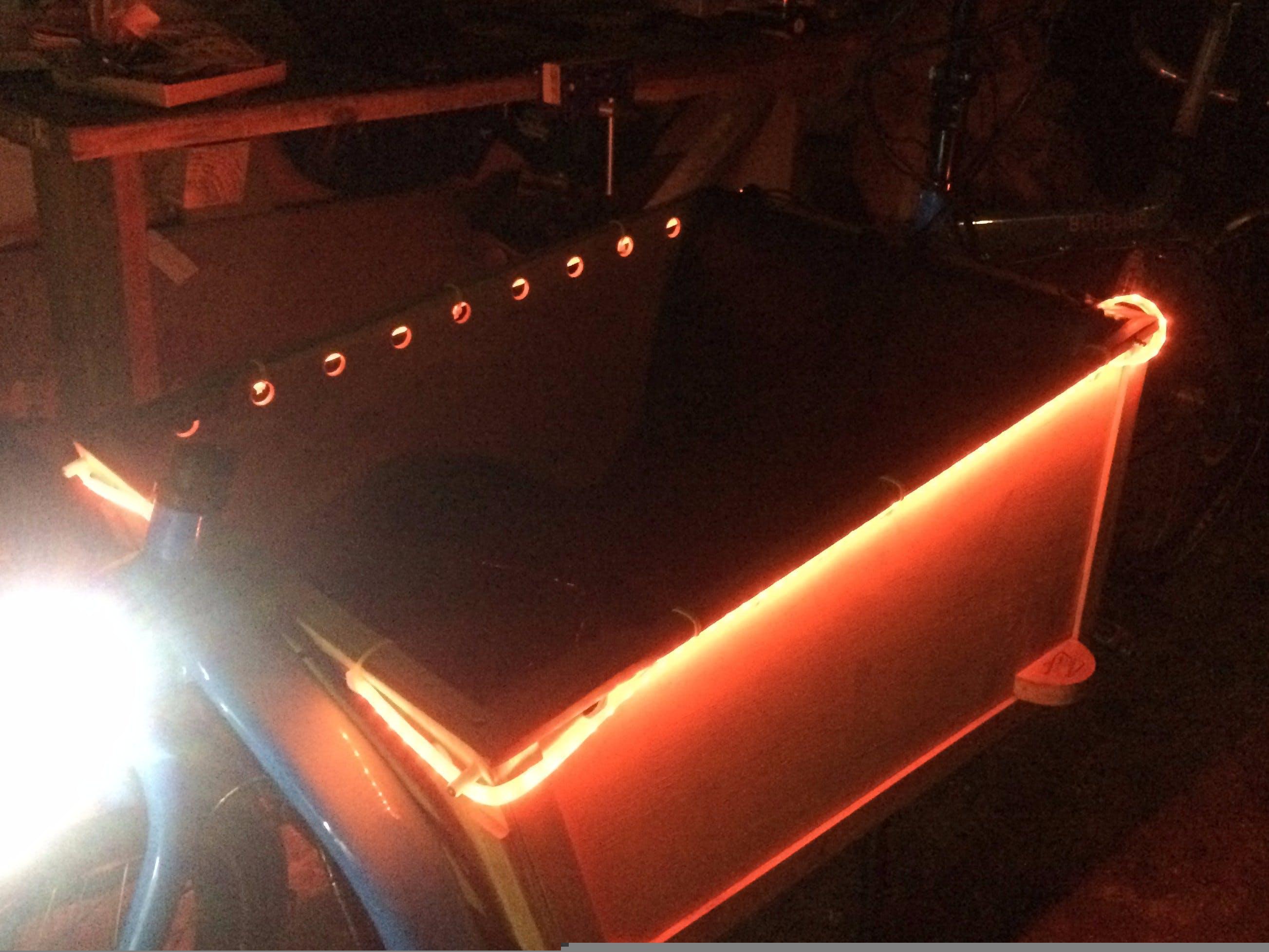 Cargo Bike Lighting With Micro:bit