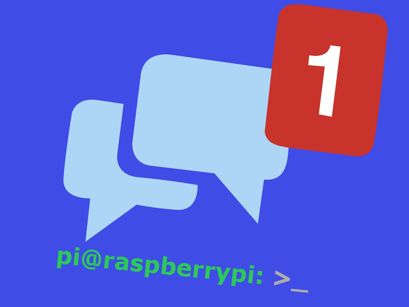 Use Facebook To Control Your Raspberry Pi Terminal