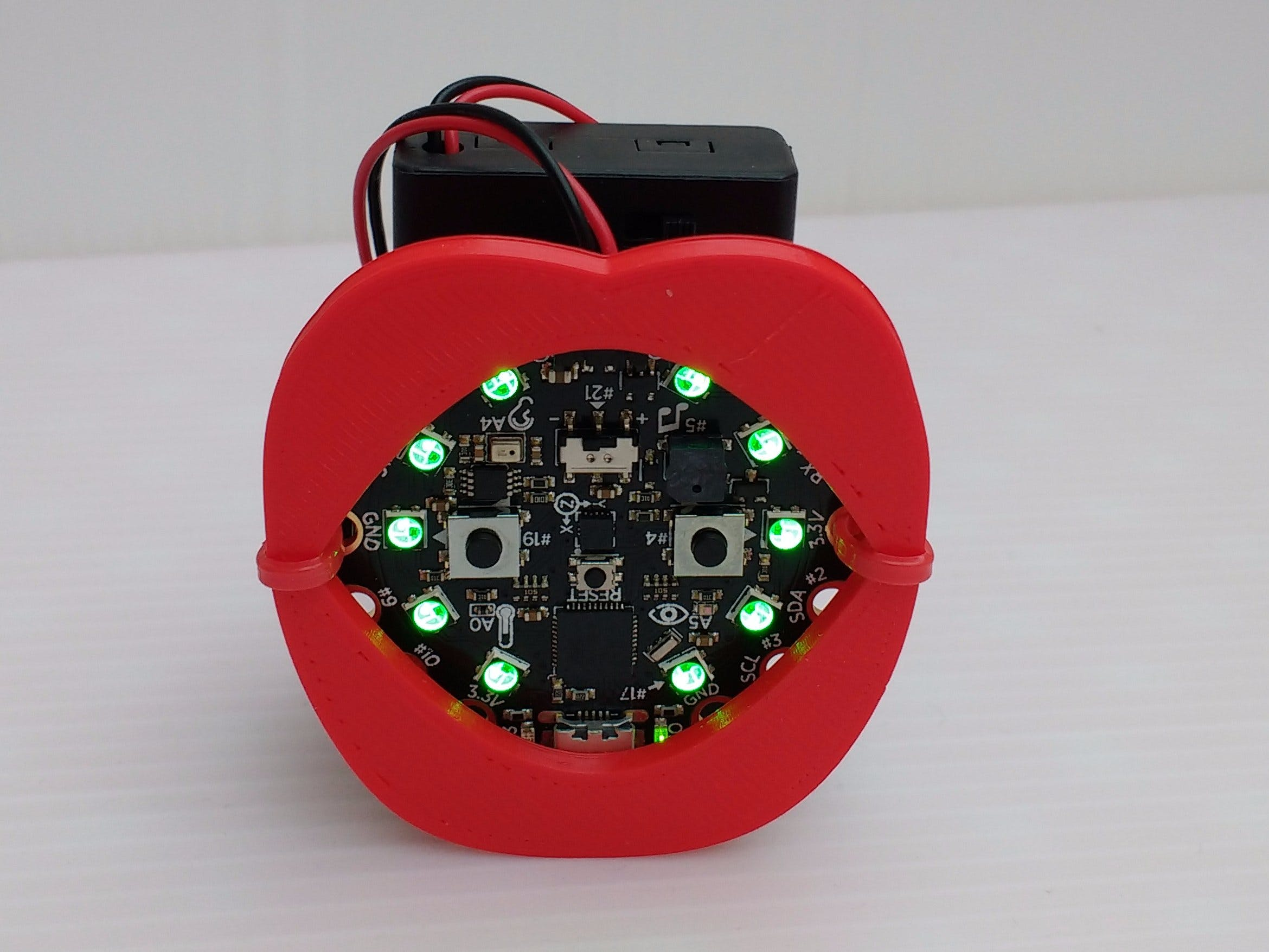 Make Your Own Toothbrush Timer with Circuit Playground