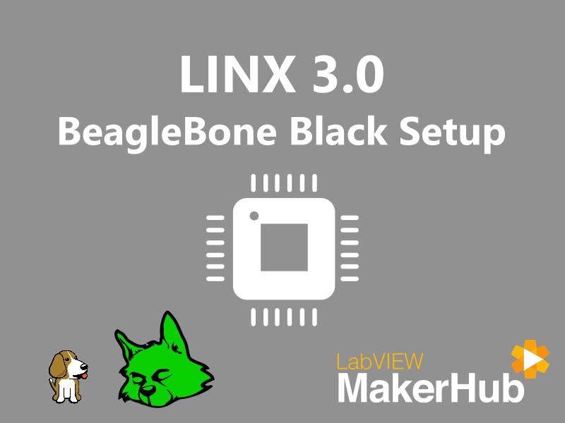 LINX 3.0 - 03 | BeagleBone Black Setup