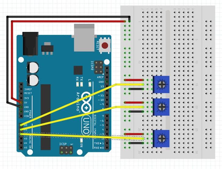 Simple Arduino Optical Chopper - Hackster.io