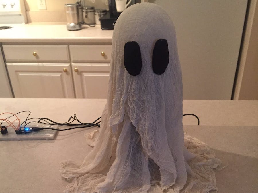 Turn Amazon Echo into a Ghost