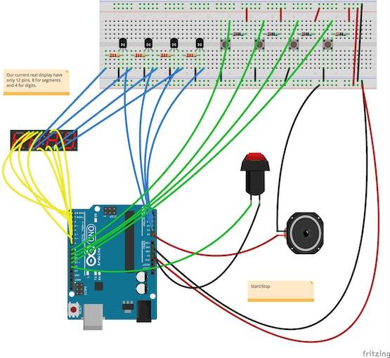 Schema of the prototype.