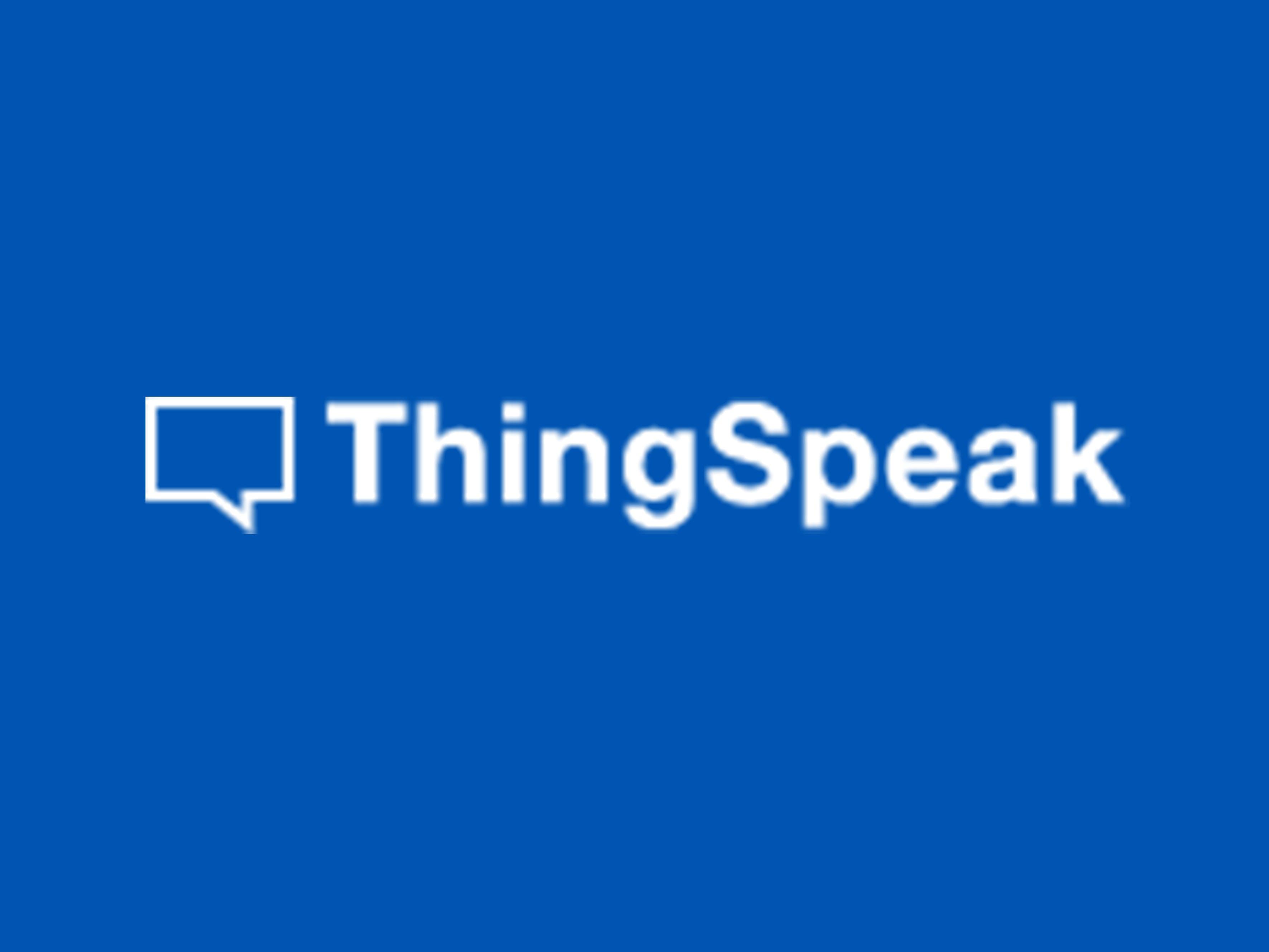 UltraSonic Value to Thingspeak