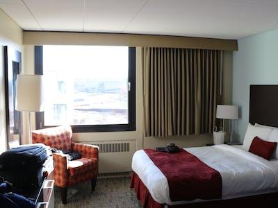 Customized Hotel Room