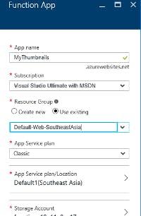 Azure Function Apps