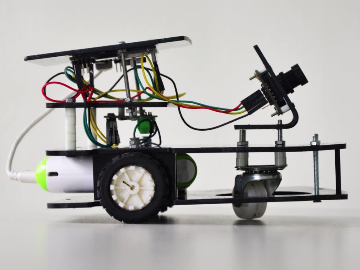 Spybot featuring 4Duino-24