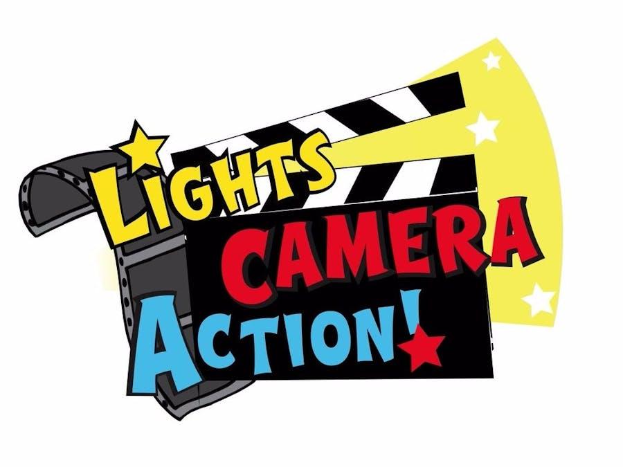lights camera action hackster io