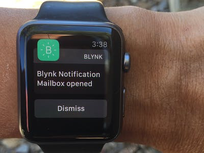 Smartphone Mailbox Notifier (Version 2, Sept 2018)