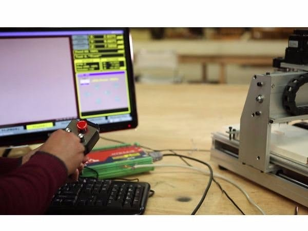 MASSO, The All-In-One CNC Controller