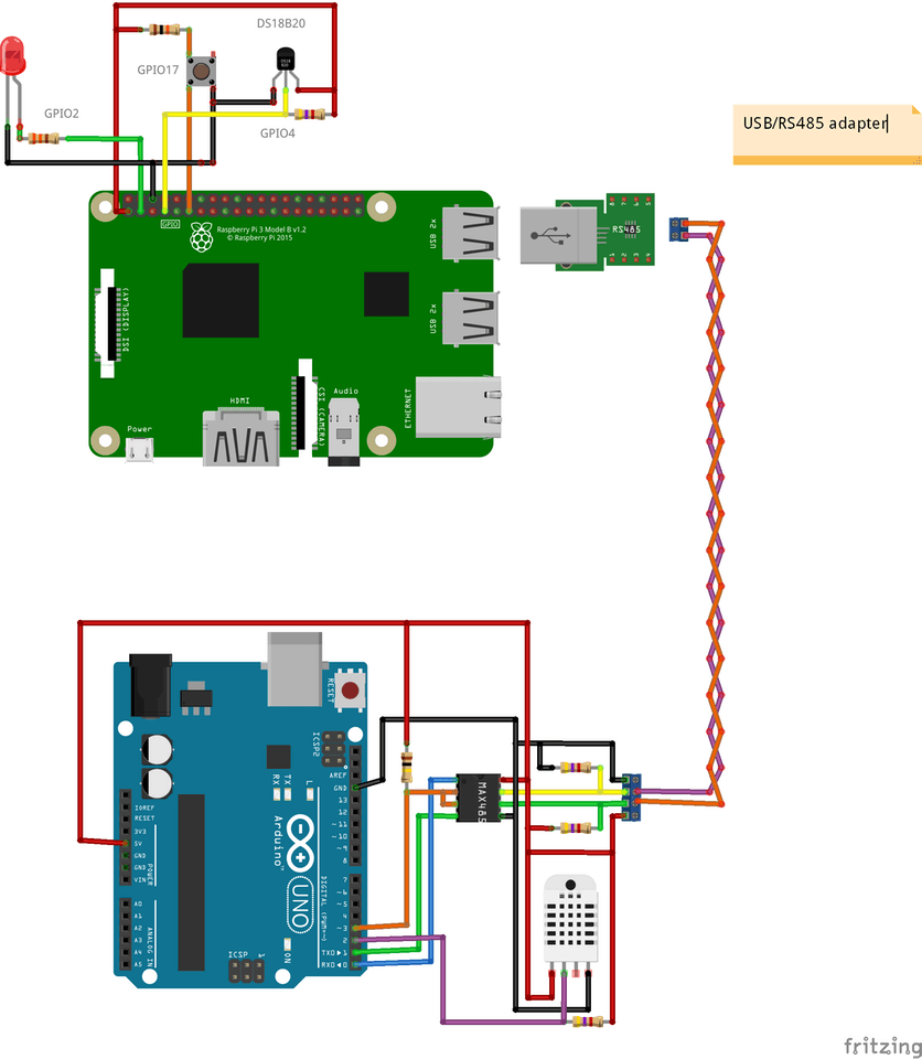 HBus Home Automation And Artik - Hackster io