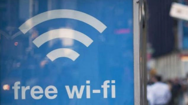 Wi-Fi Hotspots India