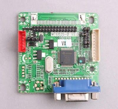 LCD Monitor Driver