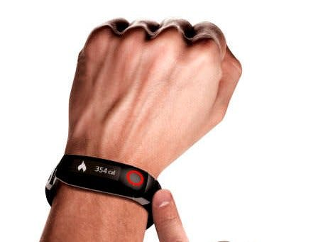 Wearable Wristband for Biomedical Variables Monitoring