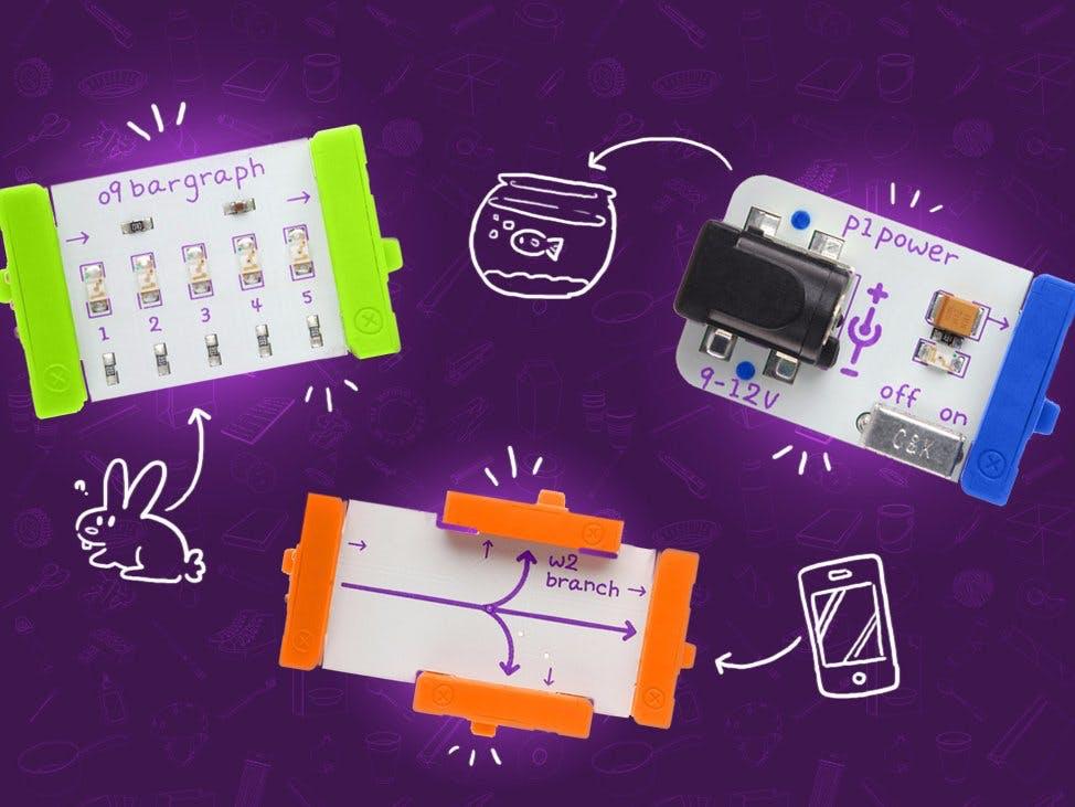 littleBits and Artik Cloud